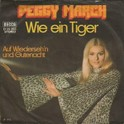 peggy march - wie ein tiger